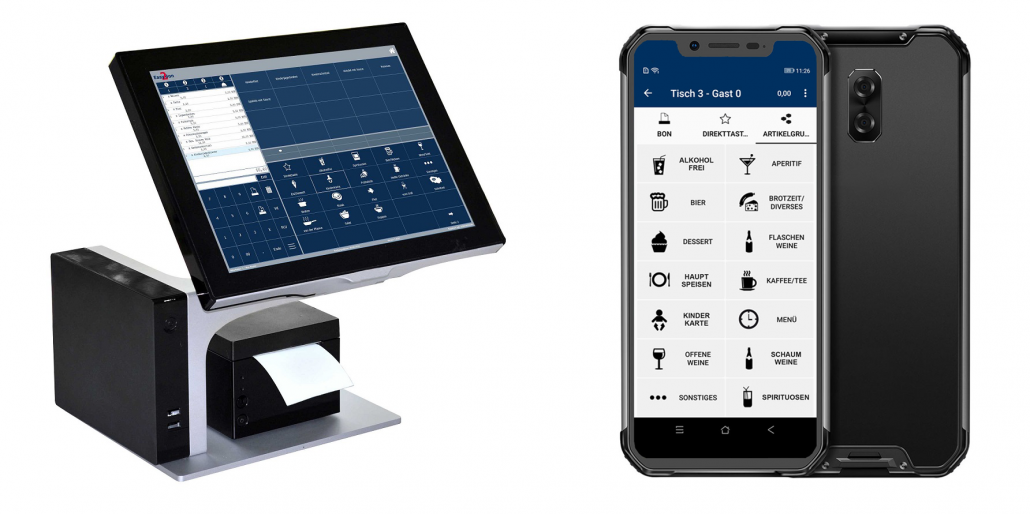 Modelle Easy2Bon Kassen Kassensysteme Registrierkassensysteme mobile Version